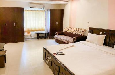 Gallery Cover Image of 250 Sq.ft 1 RK Apartment for rent in Madhapur for 17200