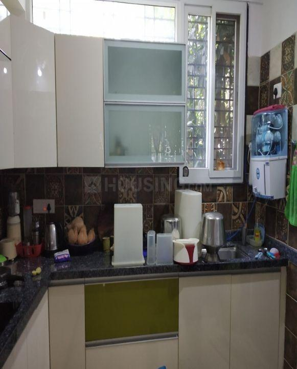 Kitchen Image of 800 Sq.ft 1 BHK Independent House for buy in Banashankari for 9000000