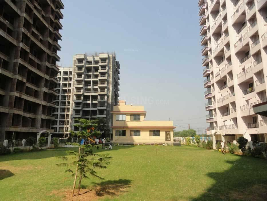 Building Image of 700 Sq.ft 1 BHK Apartment for rent in Thakurli for 8600