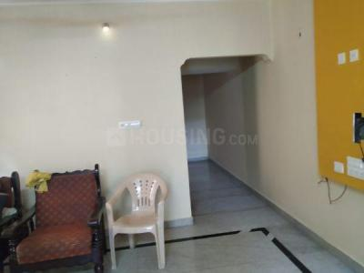 Gallery Cover Image of 560 Sq.ft 1 BHK Independent Floor for rent in Horamavu for 9000