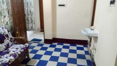 Gallery Cover Image of 500 Sq.ft 1 BHK Independent Floor for rent in Garia for 10000