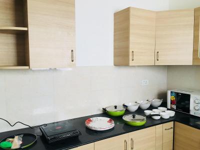 Kitchen Image of Zolo Royce in Sholinganallur