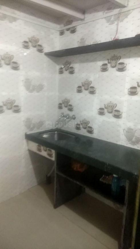 Kitchen Image of 200 Sq.ft 1 RK Independent House for rent in Sakinaka for 10000