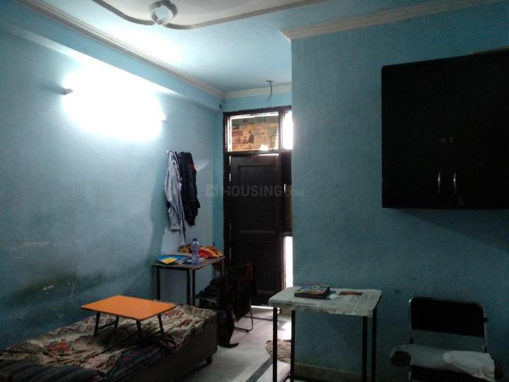 संगम विहार में नीतीश पीजी के बेडरूम की तस्वीर