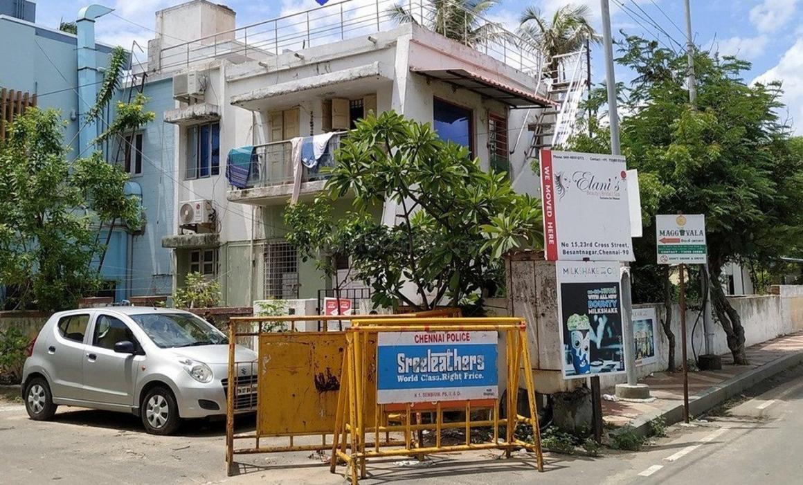 Building Image of 1098 Sq.ft 1 BHK Independent House for buy in Besant Nagar for 25000000