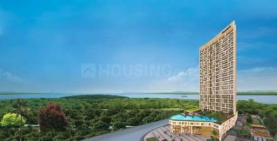 Gallery Cover Image of 1575 Sq.ft 3 BHK Apartment for buy in Sunteck Signia Waterfront, Airoli for 27000000