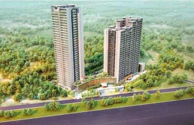 Gallery Cover Image of 1976 Sq.ft 3 BHK Apartment for buy in Krisumi Waterfall Residences, Sector 36A for 17000000