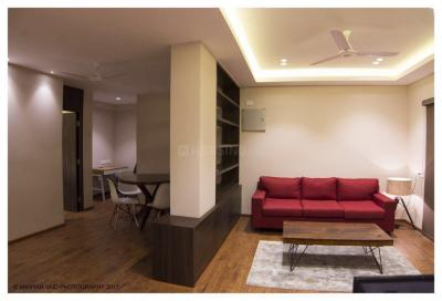 Gallery Cover Image of 1822 Sq.ft 3 BHK Apartment for rent in Bandra West for 190000