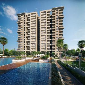Gallery Cover Image of 2848 Sq.ft 4 BHK Apartment for buy in Sobha Rajvilas, Binnipete for 50000000
