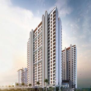 Gallery Cover Image of 1020 Sq.ft 3 BHK Apartment for buy in Mira Road East for 13300000