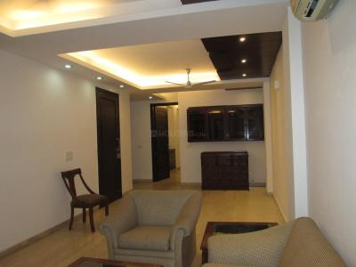 Gallery Cover Image of 1800 Sq.ft 3 BHK Apartment for rent in Lajpat Nagar for 62000
