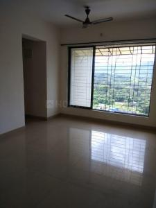 Gallery Cover Image of 857 Sq.ft 1 BHK Apartment for rent in Pushpanjali Residency Phase 2, Thane West for 17000