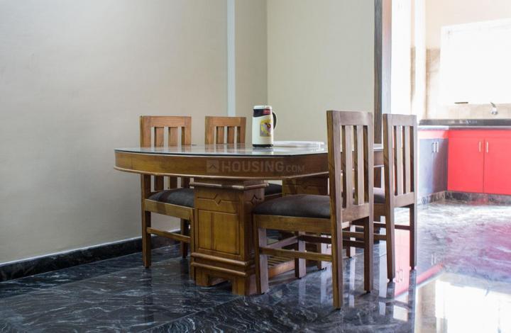 Dining Room Image of PG 4643642 Maruthi Sevanagar in Maruthi Sevanagar