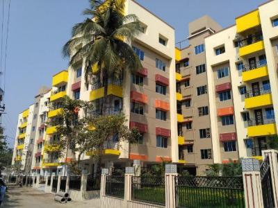 Gallery Cover Image of 1405 Sq.ft 3 BHK Apartment for rent in Kaikhali for 17000