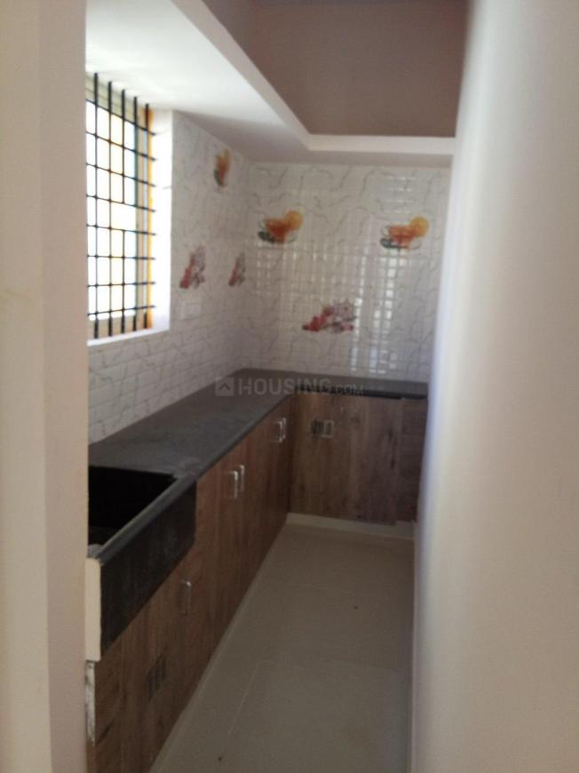 Kitchen Image of 450 Sq.ft 1 BHK Apartment for rent in Electronic City for 10000