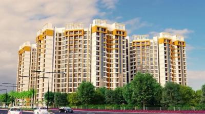 Gallery Cover Image of 760 Sq.ft 1 BHK Apartment for buy in Lodha Panacea I, Dombivli East for 4125000