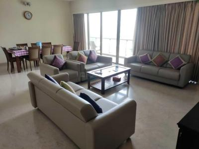Gallery Cover Image of 3215 Sq.ft 4 BHK Apartment for rent in L And T Emerald Isle T8, Powai for 225000