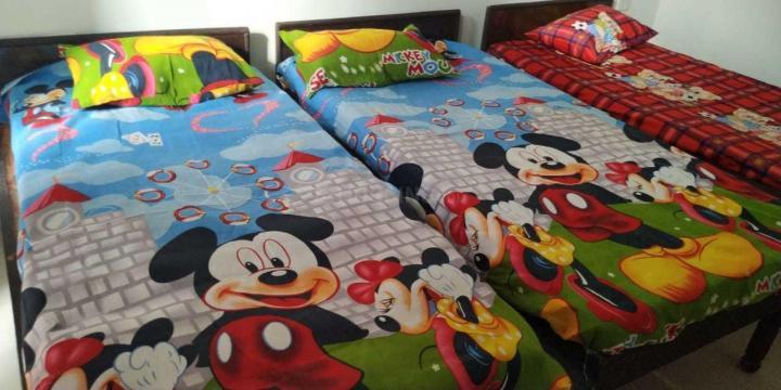 Bedroom Image of Umesh Girls PG in Palam Vihar