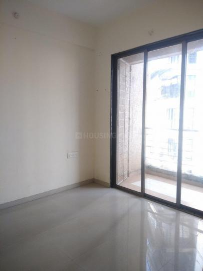 Bedroom Image of 600 Sq.ft 1 BHK Apartment for rent in Kharghar for 9000