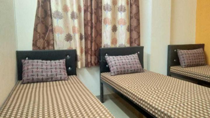 Bedroom Image of Ashok PG in Kharadi