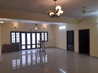 Gallery Cover Image of 2800 Sq.ft 3 BHK Apartment for rent in Banjara Hills for 48000