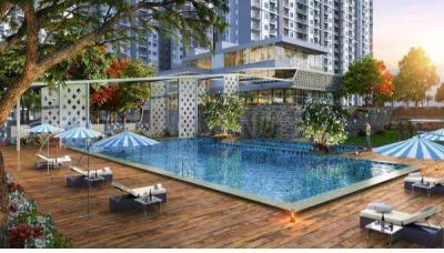Gallery Cover Image of 1320 Sq.ft 3 BHK Apartment for rent in L And T Raintree Boulevard, Sahakara Nagar for 38000
