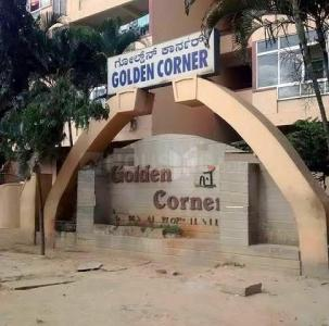 Gallery Cover Image of 1047 Sq.ft 2 BHK Apartment for buy in Golden Corner, Bellandur for 5900000