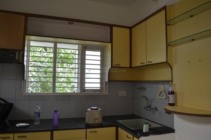 Kitchen Image of 1100 Sq.ft 2 BHK Apartment for rent in Sanjay Gandhi Nagar for 22000