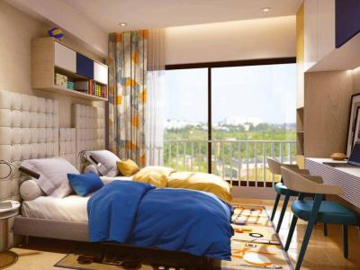 Gallery Cover Image of 650 Sq.ft 1 BHK Apartment for buy in Mahindra Alcove, Andheri East for 11800000