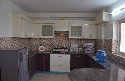 Kitchen Image of Puneet House Tarang Orchids in Sector 28