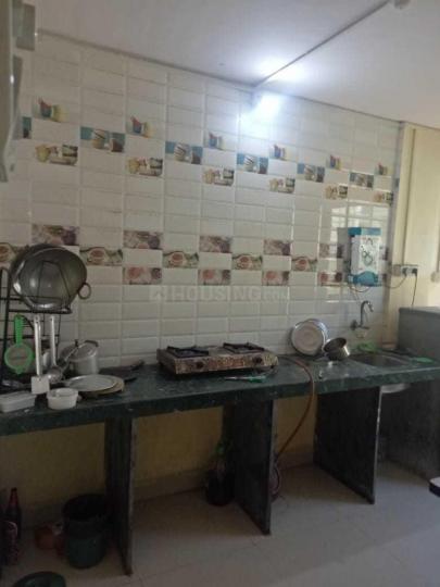 Kitchen Image of Kiran PG in Borivali West