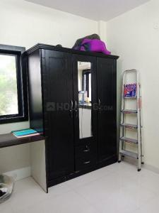 Gallery Cover Image of 590 Sq.ft 1 BHK Apartment for rent in Seawoods for 15500