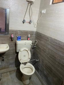 Bathroom Image of Sky Accomodation in Patel Nagar