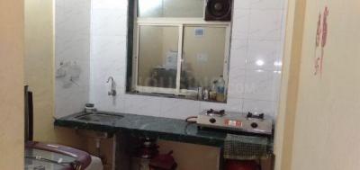 ऐरोली में रुक्मिणी में किचन की तस्वीर