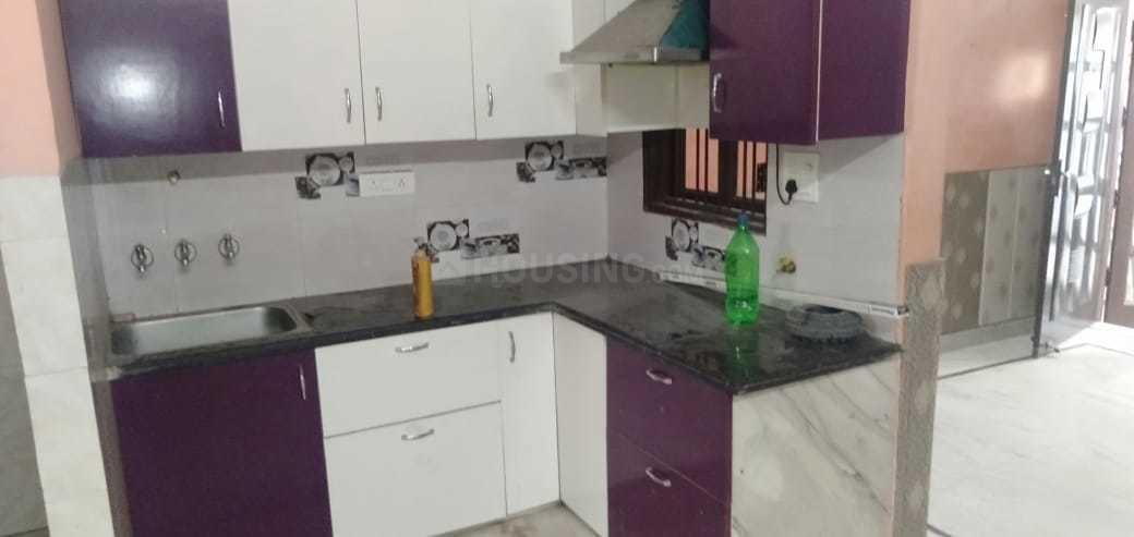 Kitchen Image of 600 Sq.ft 1 BHK Independent House for rent in Sector 65 for 6000
