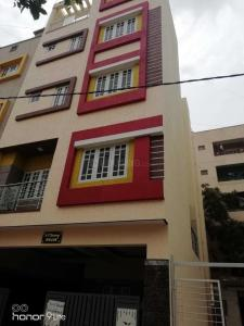 Gallery Cover Image of 1200 Sq.ft 3 BHK Apartment for rent in Mangammanapalya for 23000