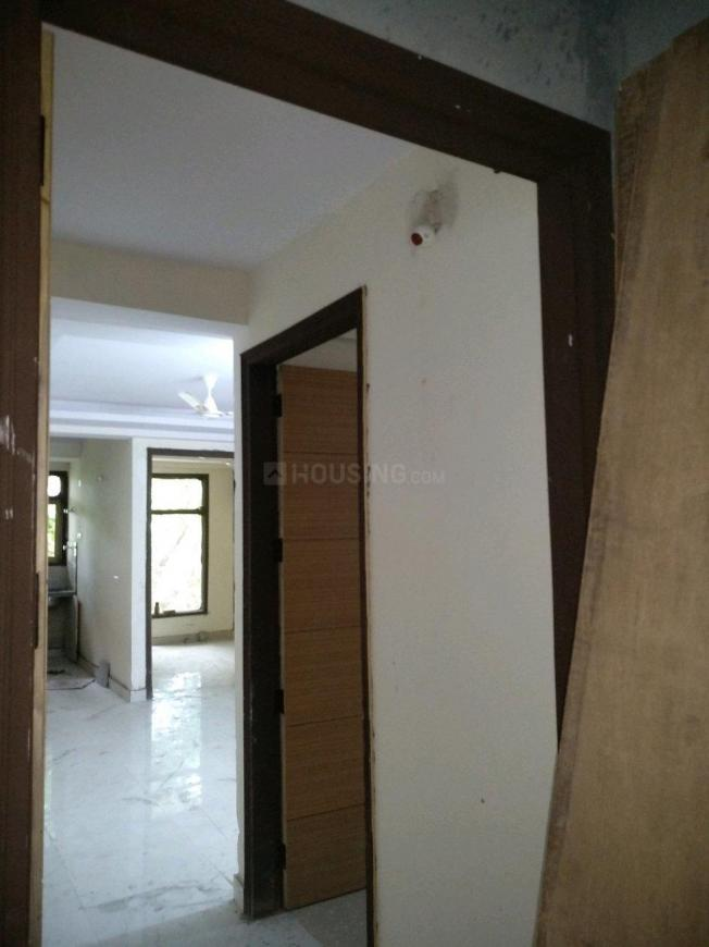 Main Entrance Image of 750 Sq.ft 2 BHK Apartment for rent in Chhattarpur for 15000