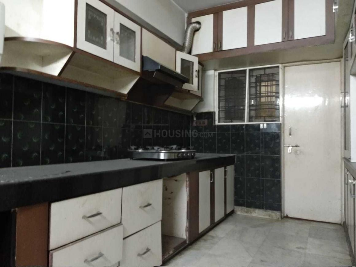 Kitchen Image of 1800 Sq.ft 3 BHK Apartment for rent in Sanath Nagar for 45000