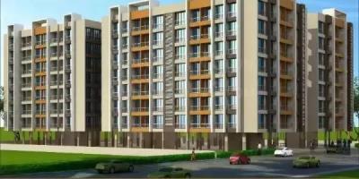 Gallery Cover Image of 510 Sq.ft 1 BHK Apartment for buy in Dombivli Nagrik, Kumbharkhan Pada for 2518000