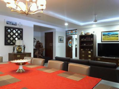Gallery Cover Image of 2550 Sq.ft 3.5 BHK Apartment for buy in Asalpha for 46000000