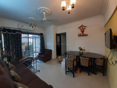 Gallery Cover Image of 690 Sq.ft 1 BHK Apartment for rent in Vasai East for 11000