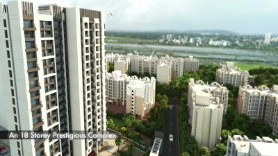 Gallery Cover Image of 755 Sq.ft 1 BHK Apartment for buy in BJ Moonstone Wing A, Vasai West for 5400000