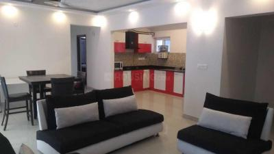 Gallery Cover Image of 1750 Sq.ft 3 BHK Apartment for rent in SJR Water Mark, Harlur for 40000
