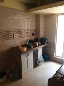 Kitchen Image of 620 Sq.ft 1 BHK Apartment for buy in Nalasopara West for 2000000