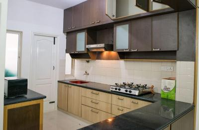 Kitchen Image of PG 4643784 Hebbal in Hebbal