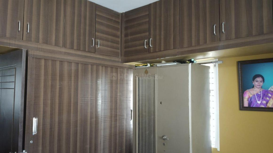 Bedroom Image of 750 Sq.ft 1 BHK Independent House for rent in Padmanabhanagar for 13000