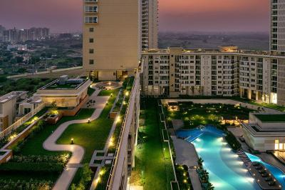 Gallery Cover Image of 2441 Sq.ft 2 BHK Apartment for buy in Experion Windchants, Sector 112 for 22294672