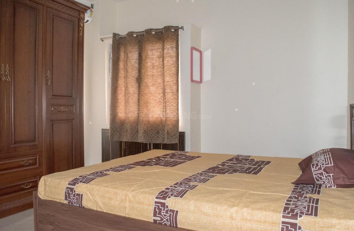 Bedroom Image of 1400 Sq.ft 1 RK Apartment for rent in Kukatpally for 6900