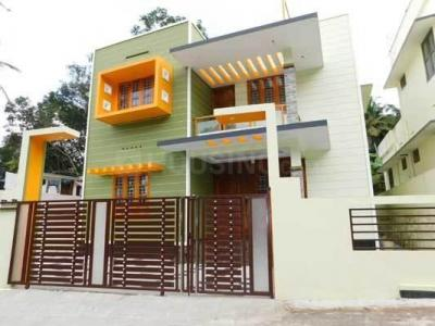 Gallery Cover Image of 1800 Sq.ft 3 BHK Independent House for buy in Kazhakkoottam for 5800000