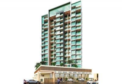 Gallery Cover Image of 1338 Sq.ft 2 BHK Apartment for buy in Tricity Promenade, Seawoods for 18200000